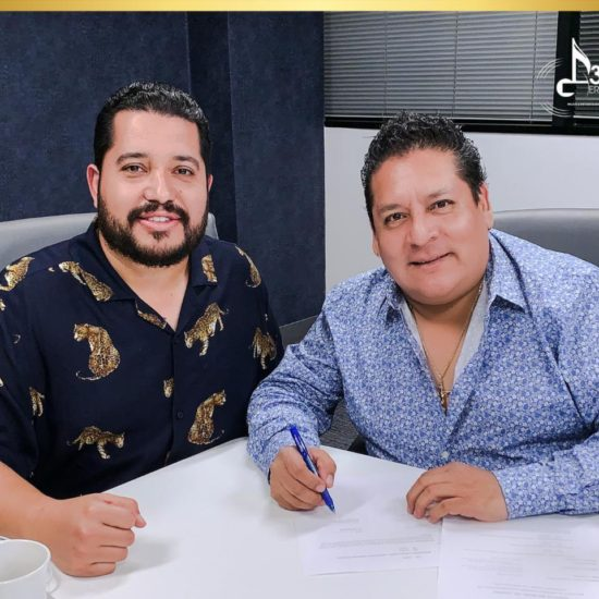 LUIS DEL VILLAR AND CHARLY - los angeles de charly