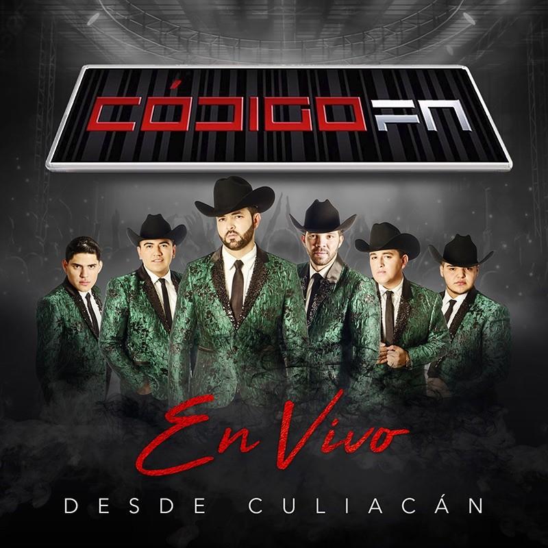 CODIGO FN - EN VIVO DESDE CULIACAN - album - GERENCIA 360