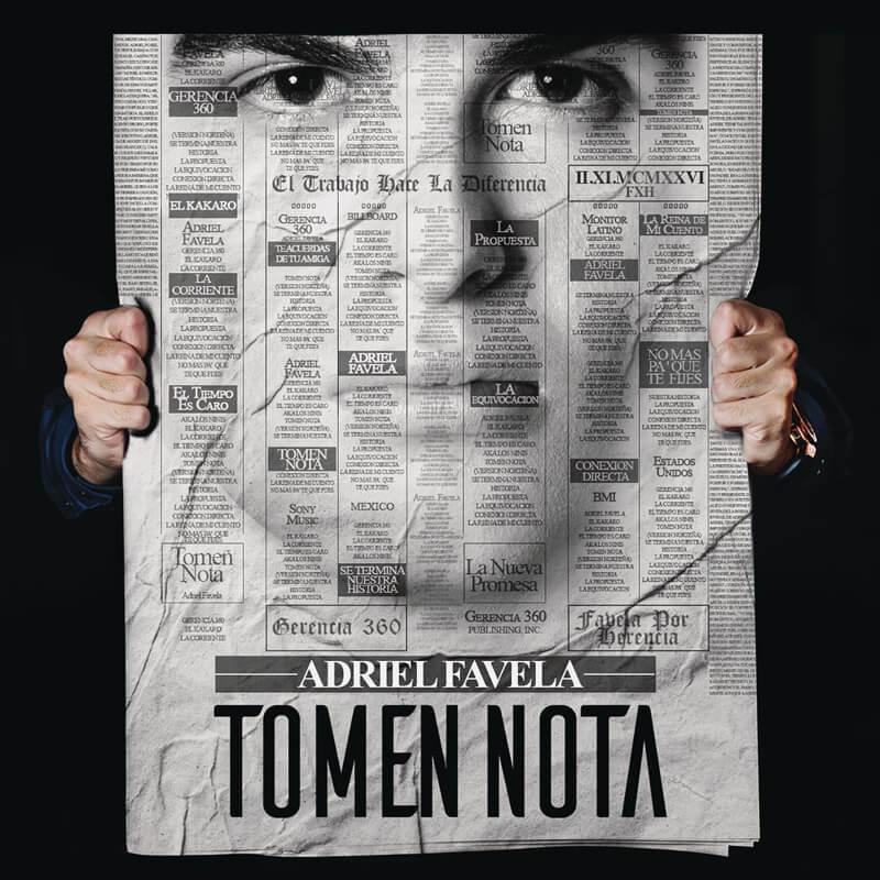 Tomen-Nota-Adriel-Favela-Album-
