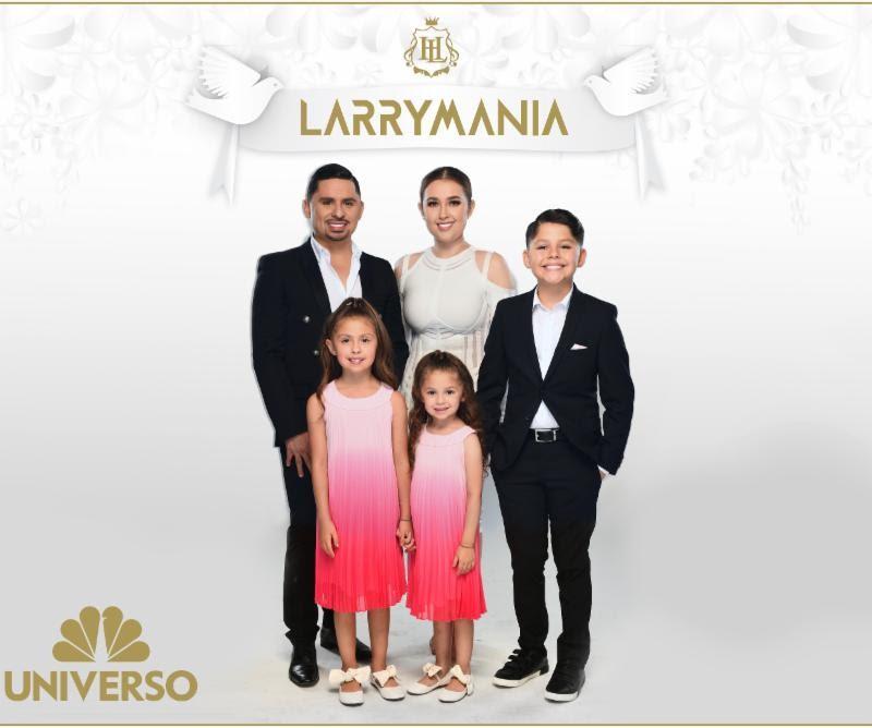 Larry Hernandez Larrymania