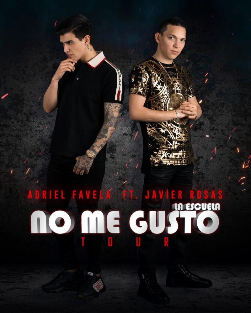 Adriel Favela y Javier Rosas - La Escuela No Me Gustó