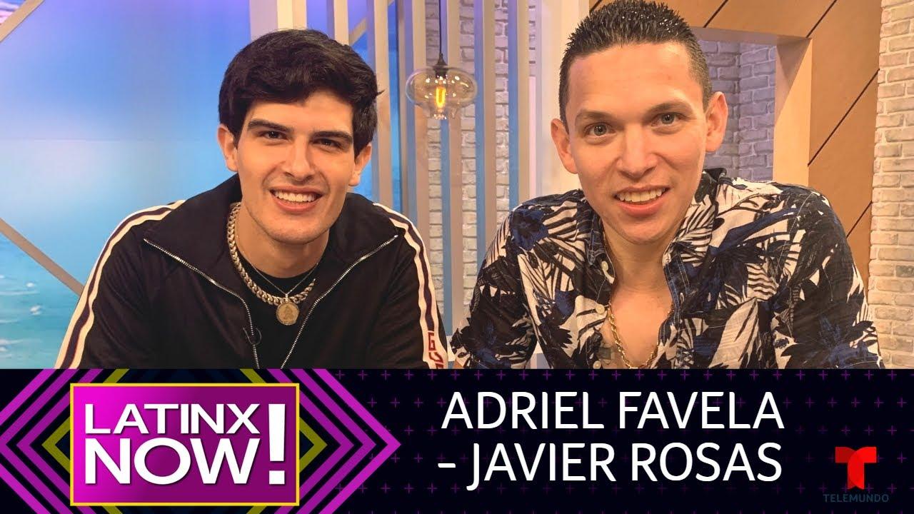 Adriel Favela y Javier Rosas y La Escuela No Me Gusto - Entrevista