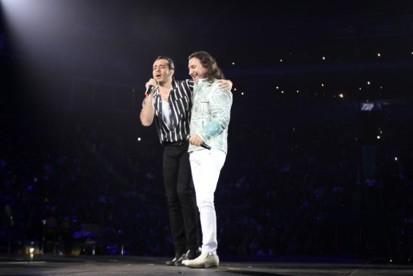 Marco Antonio Solis y José Madero - MAS Tour 2020