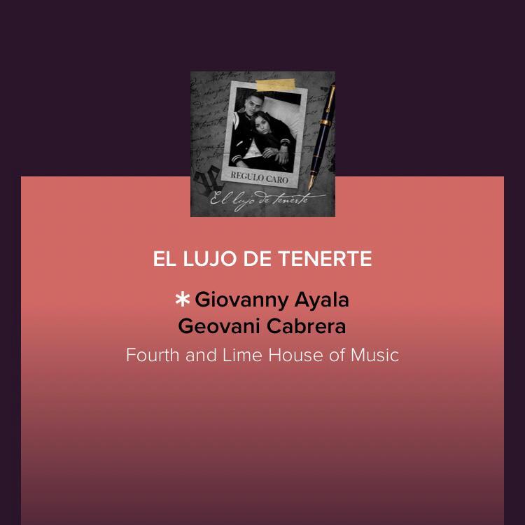 Giovanny-Ayala-Premios-BMI-Gerencia360-El-Lujo-De-Tenerte
